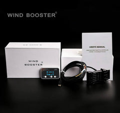 Windbooster 4s Throttle Controller suitable for Holden Colorado RG 2012 Onwards
