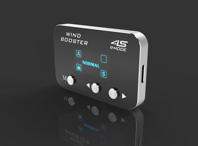 Windbooster 4s Throttle Controller suitable for Mitsubishi Triton MQ