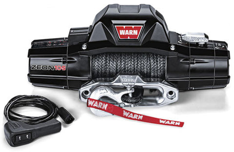 WARN ZEON 10-s Winch Sythentic Rope