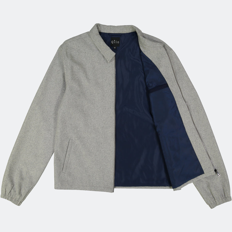 Wool Coach Jacket