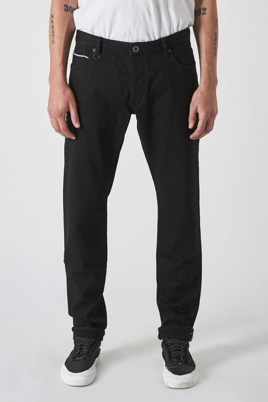 Lou Slim Selvedge Pants