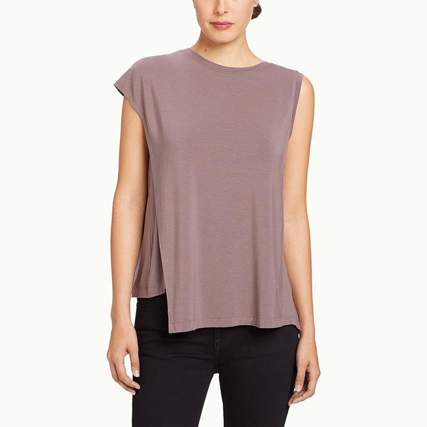 Womens Repose Wrap Top