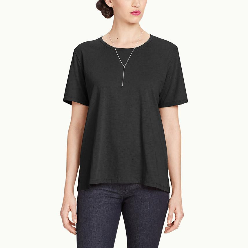 Womens Strie Short Sleeve T-Shirt
