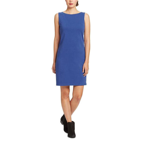 Dynamic Sleeveless Dress