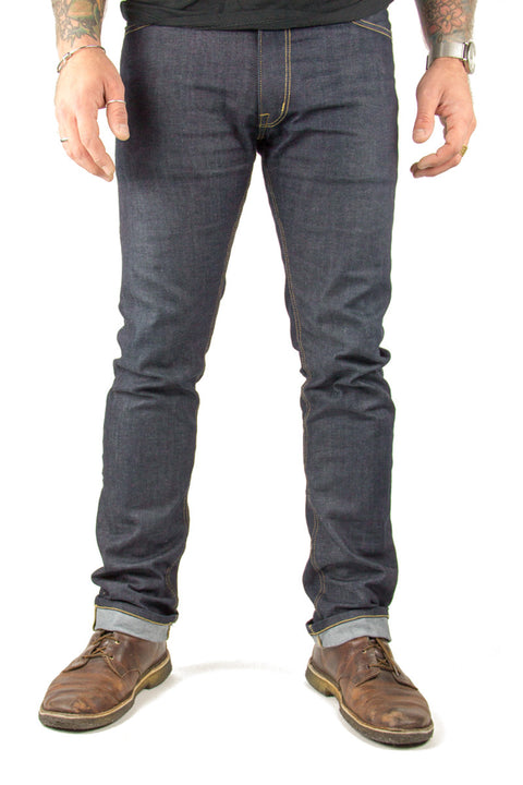 Essex Raw Stretch Jeans
