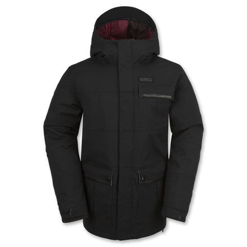 Pat Moore Insulated Jacket (SALE)
