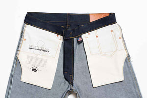 Essex Raw Selvedge Jeans