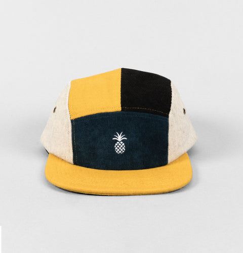 Color Block Camp Cap