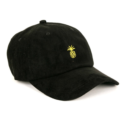 Pineapple Suede Hat