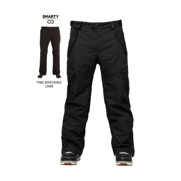 Authentic Smarty Cargo Pants