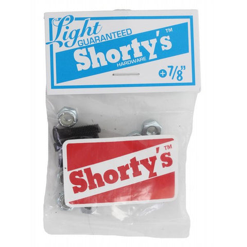 "Shorty's Light 7/8"" Hardware"
