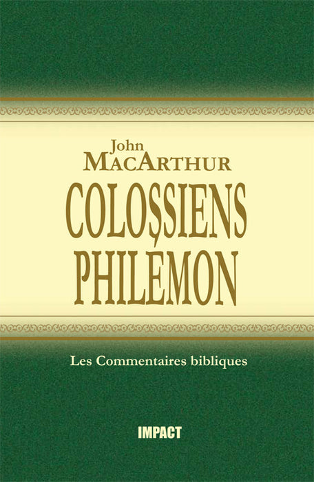 Colossiens / Philémon