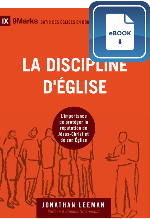 La discipline d'église (eBook)