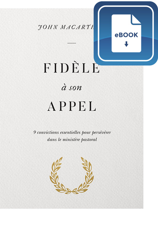 Fidèle à son appel (eBook)