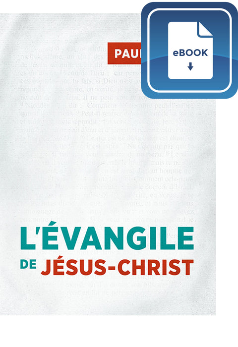 L'Évangile de Jésus-Christ (eBook)