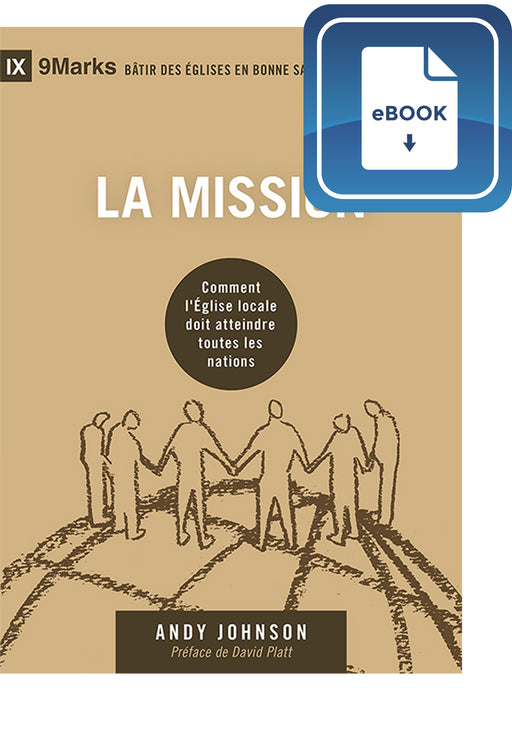 La mission (9Marks) eBook