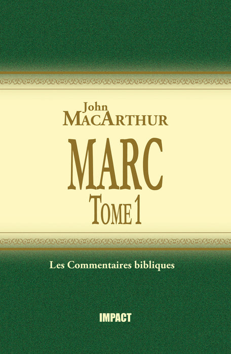 Marc, 1-8 (Tome 1)
