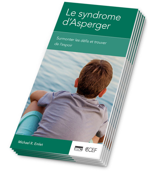 Le syndrome d'Asperger (Pack de 5)