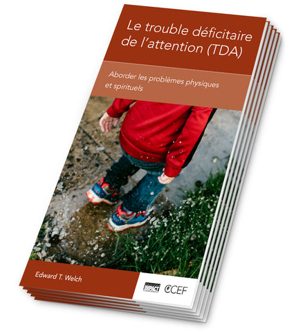Le trouble déficitaire de l'attention (TDA) (pack de 5)