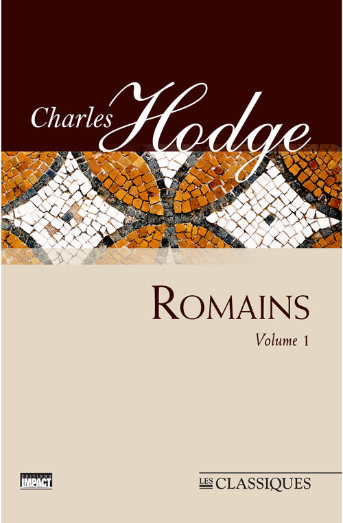Romains Volume 1 (Hodge)