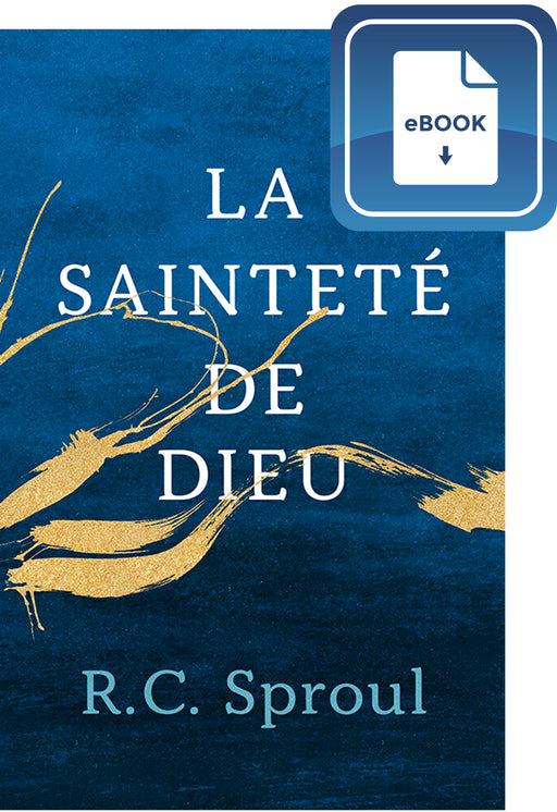 La sainteté de Dieu (eBook)