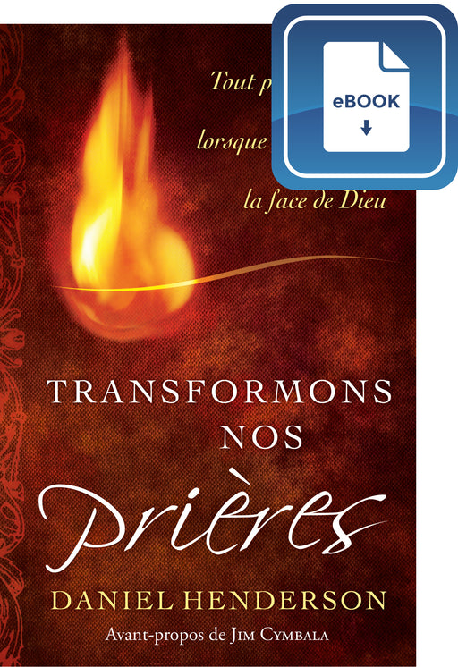 Transformons nos prières (eBook)