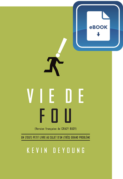 Vie de fou (eBook)