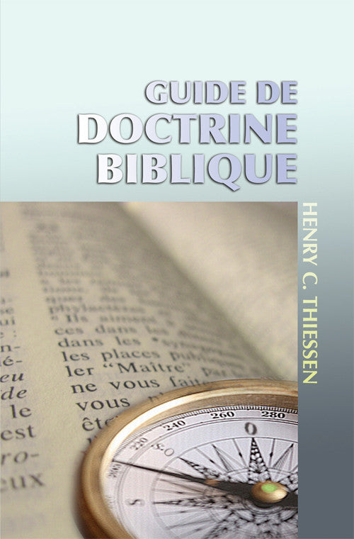 Guide de doctrine biblique