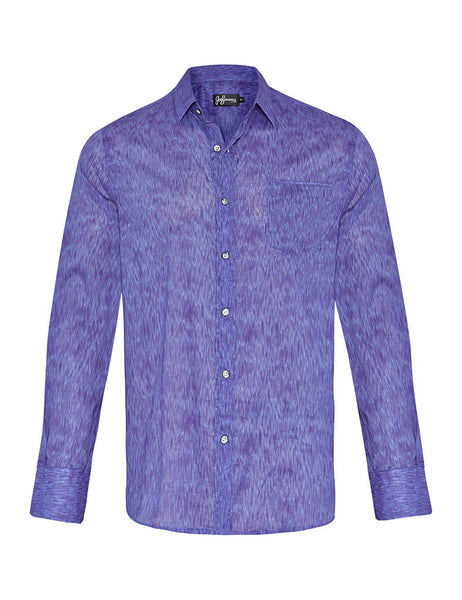 Purple Haze Cotton L/S Shirt