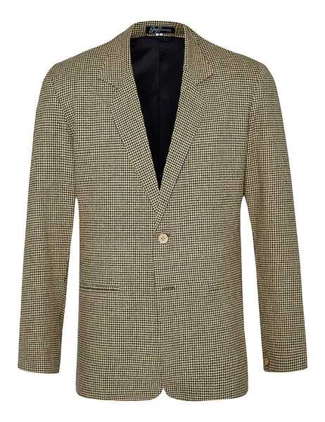 Barley Houndstooth Jacket