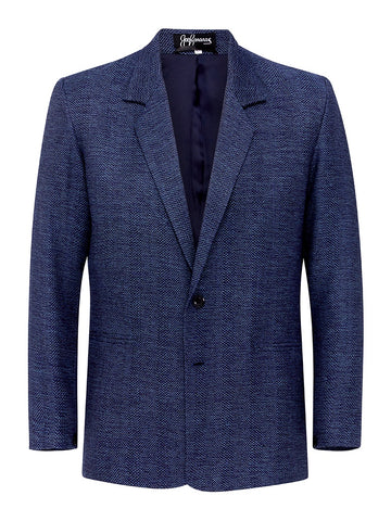Blue Mudstone Jacket