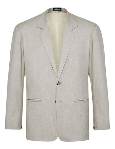 Stone Non Crush Linen Jacket
