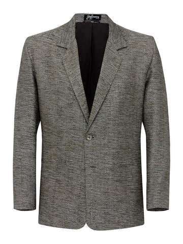 Green Mudstone Herringbone Jacket
