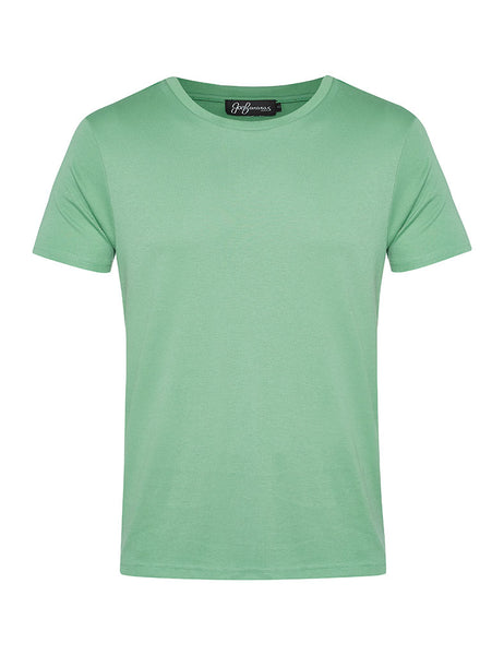 Mint Green Crew Neck T-shirt