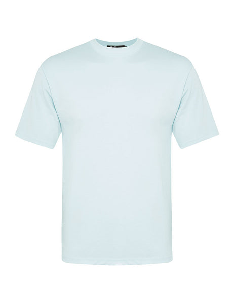 Sky Blue Joe Neck T-shirt