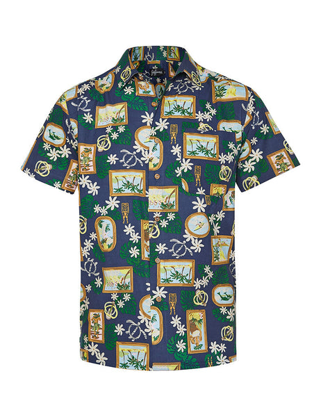 Tiki Cabana Cotton S/S Shirt
