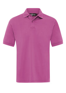Bougainvillea Polo Shirt