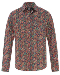 Castra Cotton L/S Shirt