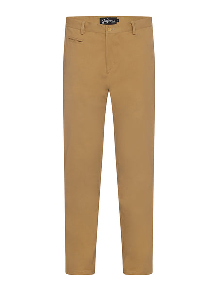 Dark Tan Chinos
