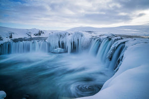 'Goðafoss' Art Series
