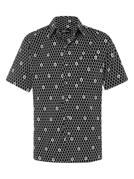Hawk Moth Cotton S/S Shirt