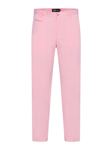 Powder Pink Chinos