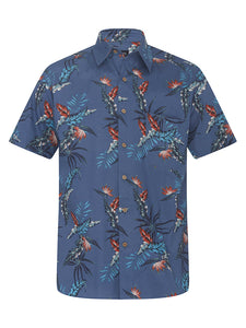 San Juan Nights Cotton S/S Shirt
