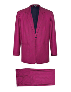 Bougainvillea Non Crush Linen Suit