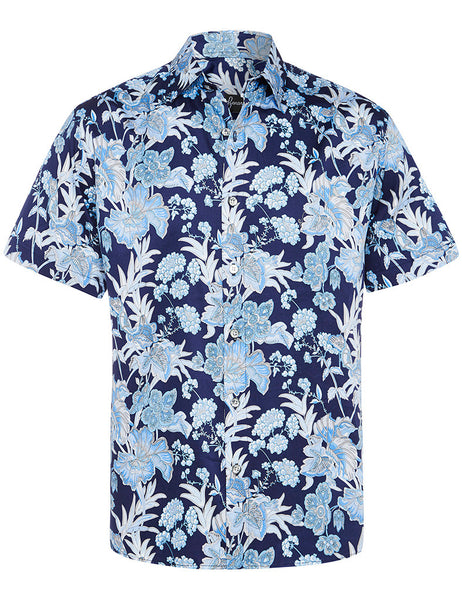 The Imperial Garden Cotton S/S Shirt