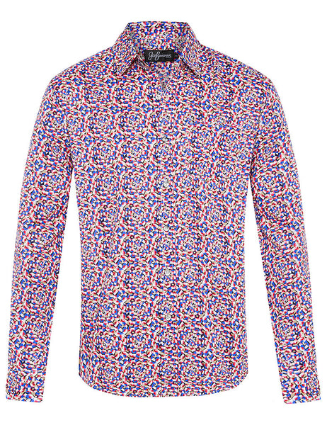 Kaleidoscope Cotton L/S Shirt