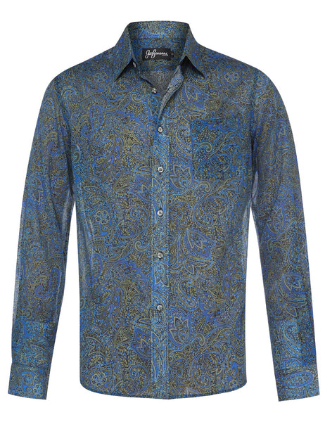 Ragnar Cotton L/S Shirt