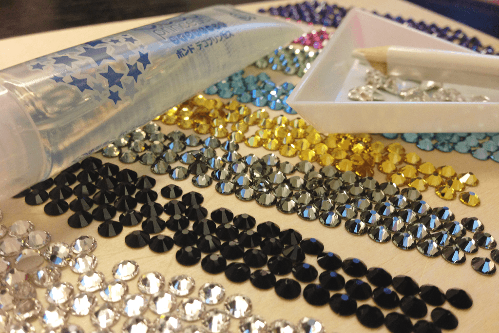 Swarovski Elements Crystals 2058 Flat Backs No Hotfix