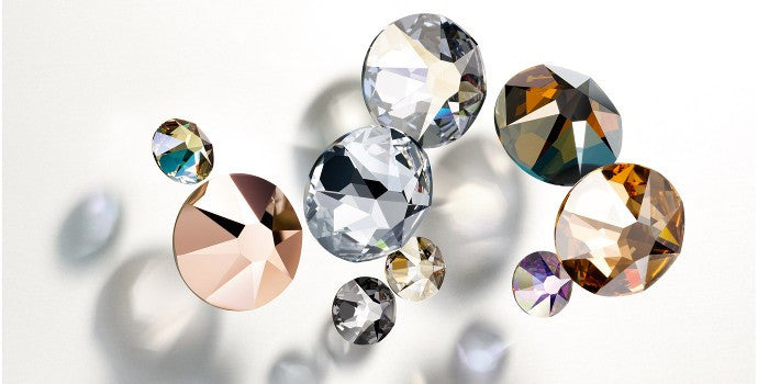 Swarovski Elements Crystals 2088 & Special Shapes