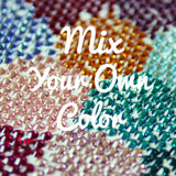 Mix Your Own - Swarovski Crystals Flatback Non-Hotfix - SS7 to SS20